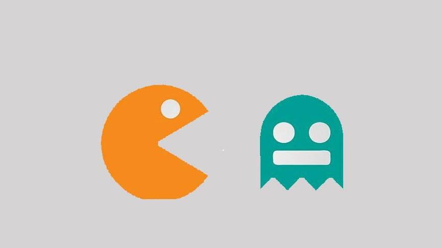 Pac Man'i kaç hayalet kovalıyor?
