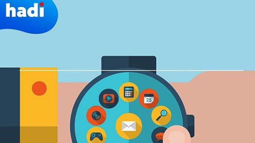 Bilgisayar veya cep telefonuyla entegre edilen kol saatlerine ne ad verilir?