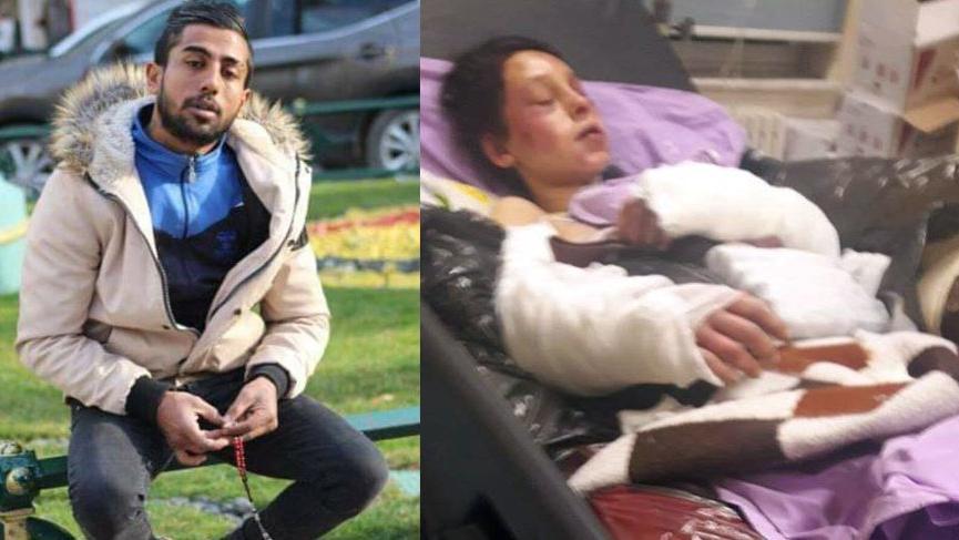 Koca dehşeti: 5 aylık hamile eşini öldüresiye dövdü