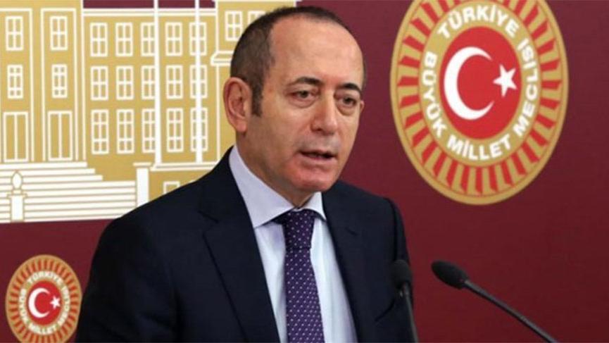 Son dakika haberi... CHP Genel Sekreteri Akif Hamzaçebi istifa etti
