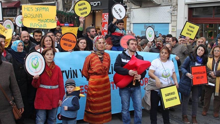 AYM'den HES kararı: Köylülerin mahkemeye erişim hakkı ihlal edildi