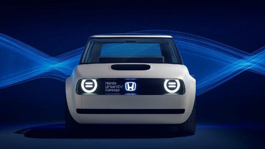 İşte Honda Urban EV'nin iç mekanı!