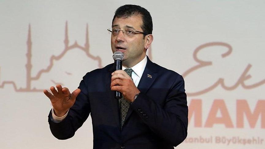 Ekrem İmamoğlu İstanbul ile ilgili yeni hedefini açıkladı!