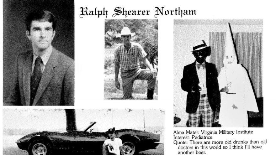 Rezil fotoğrafı ortaya çıktı… Irkçı valiye tepki çığ gibi