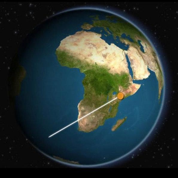 İşte dünyanın göç tarihi