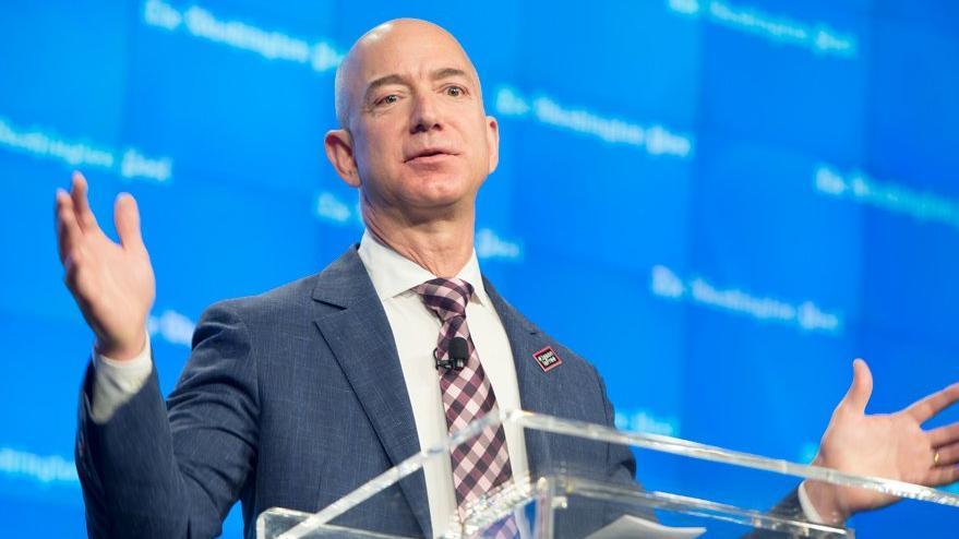 Amazon'un CEO'suna şantaj iddiası