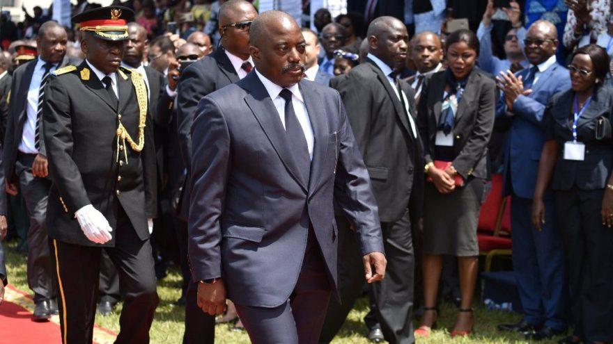 Demokratik Kongo Cumhuriyeti'nde gündem eski bakanlara 2.000 dolar verilmesi