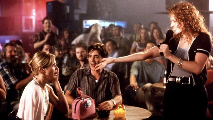 Julia Roberts, Cameron Diaz ve En İyi Arkadaşım Evleniyor ekibi 22 yıl sonra bir arada