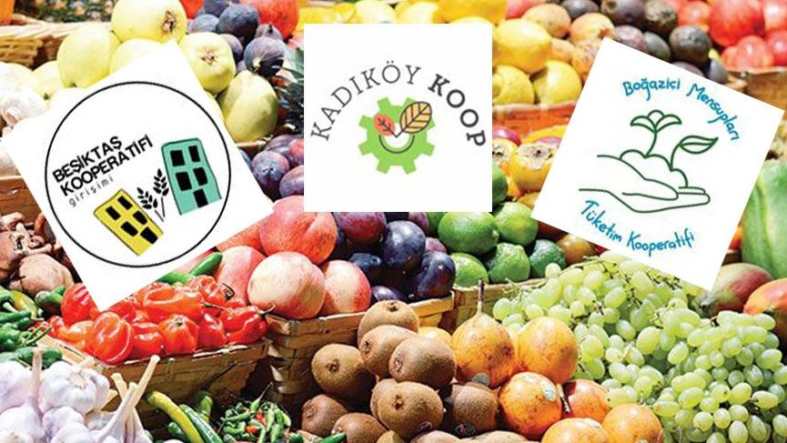 Gıda kooperatiflerinin sayısı her geçen gün artıyor