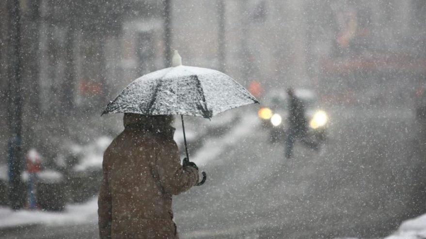 Bu gece hava durumuna dikkat! Karlı hafta sonu geldi…