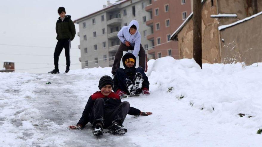 28 Şubat Elazığ Valiliği kar tatili açıklaması… Elazığ'da okullar tatil mi?