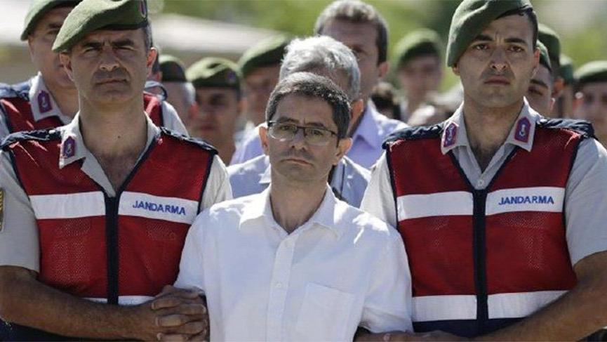 Kemal Batmaz'ın Gülen'e mektubu jandarmaya takıldı