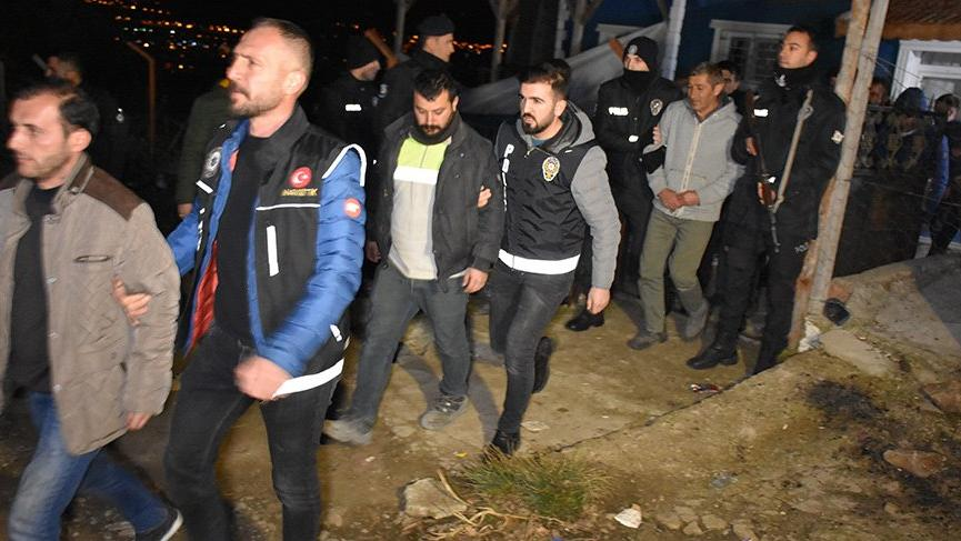 Kırıkkale'de kumar operasyonu! 54 gözaltı
