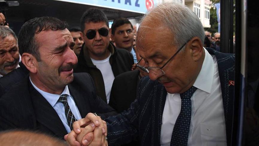 Son dakika... YSK, Mersin adayı Burhanettin Kocamaz'ı reddetti