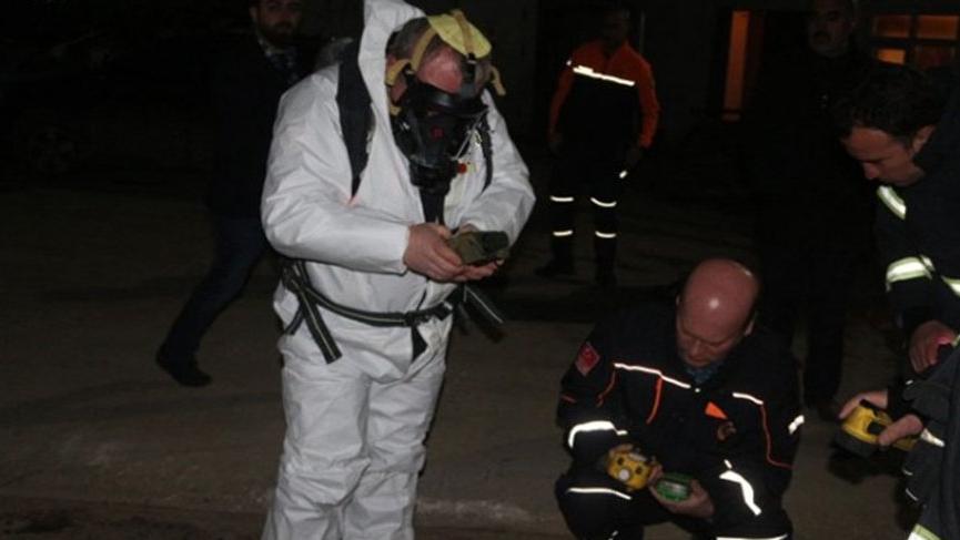 Tekirdağ'da esrarengiz koku alarmı! 11 kişi hastaneye kaldırıldı