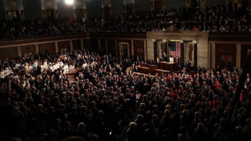 Trump'ın Kongre konuşmasında Türkiye'yi kızdıracak iki konuk