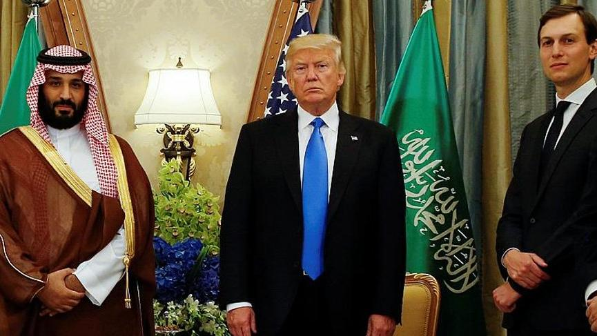 Kushner, Erdoğan sonrası Suudi Prens Selman ile görüştü