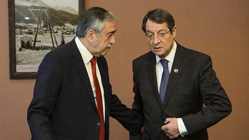 Kıbrıslı liderler bir araya gelecek