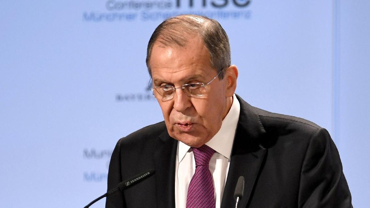 Lavrov: Türkiye'nin endişelerini anlıyoruz ama...