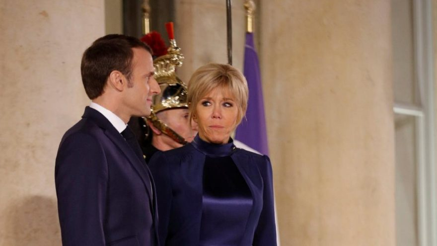 Fransa'da olay yaratan kitap! 'First Lady her işe karışıyor'