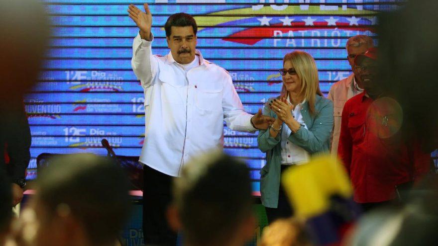 Maduro çok sert çıktı: Trump, Ku Klux Klan çıkarına çalışıyor