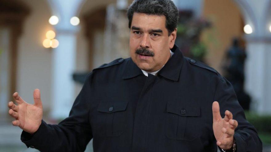 Maduro'dan ABD itirafı: İki gizli görüşme yapıldı
