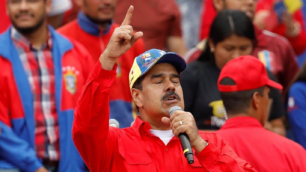 Son dakika... Avrupa'dan Maduro'yu kızdıracak karar