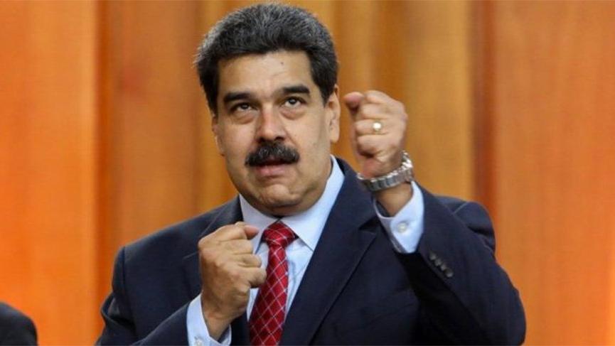 Maduro Papa'ya mektup yazdı!