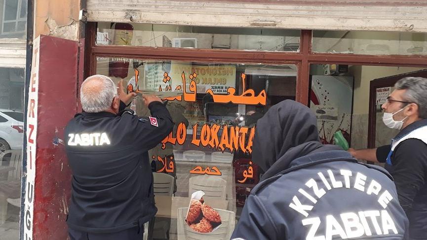 Mardin'deki Arapça tabelalar kaldırılıyor