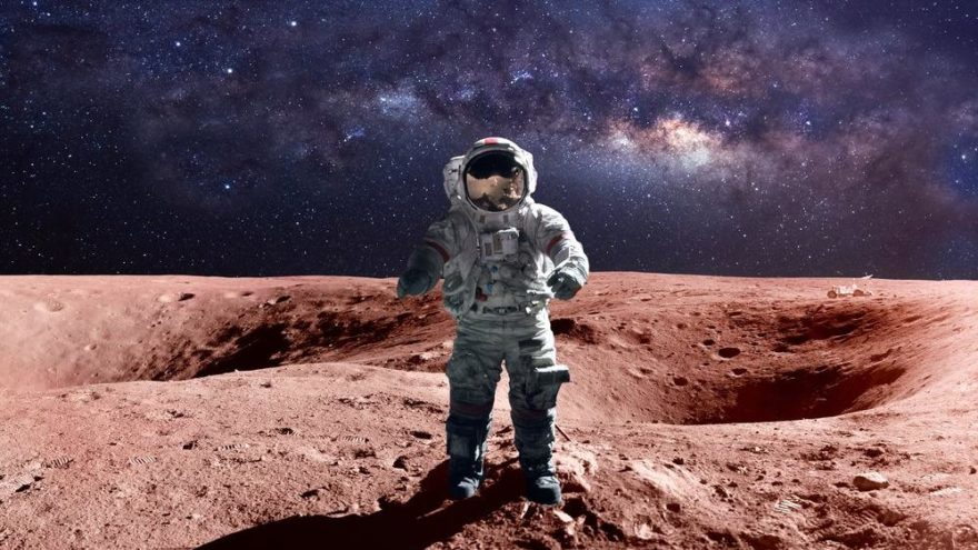 astronot sözcü ile ilgili görsel sonucu