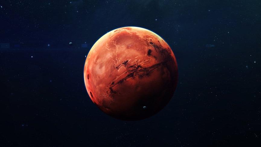 Mars baskısı dolu bir hafta
