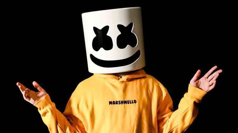 Marshmello ilk kez İstanbul'a geliyor