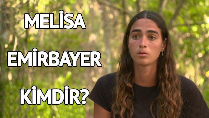 Survivor Melisa kimdir? Survivor Melisa Emirbayer kaç yaşında?