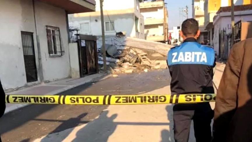 Son dakika.. Mersin'de dört katlı bina çöktü