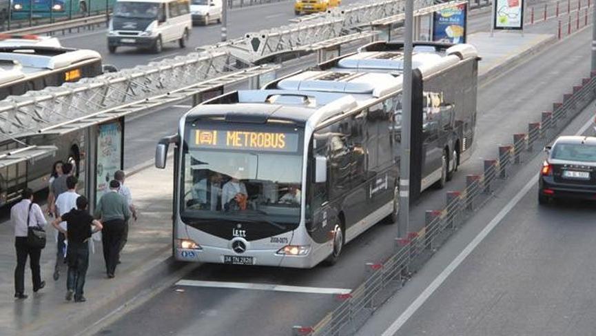 Erdoğan açıkladı: Başkentte metrobüs olacak