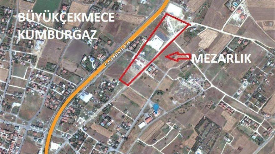 Başkan adayı Mevlüt Uysal'dan ilginç proje: Evlerin ortasına mezarlık yapılacak