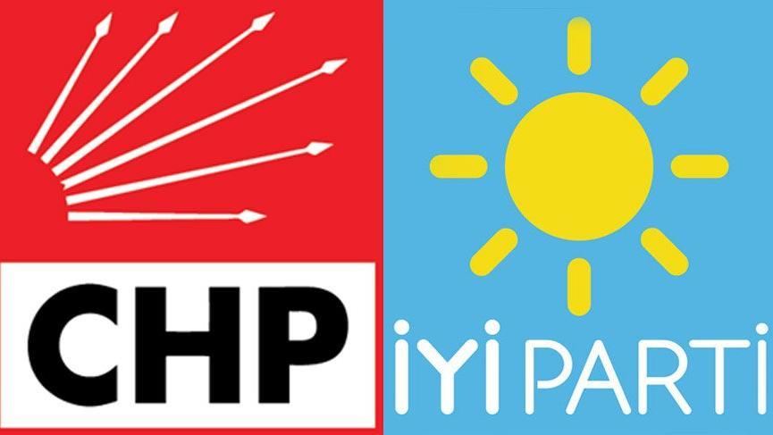CHP ve İYİ Parti'nin ortak adayları belli oldu!