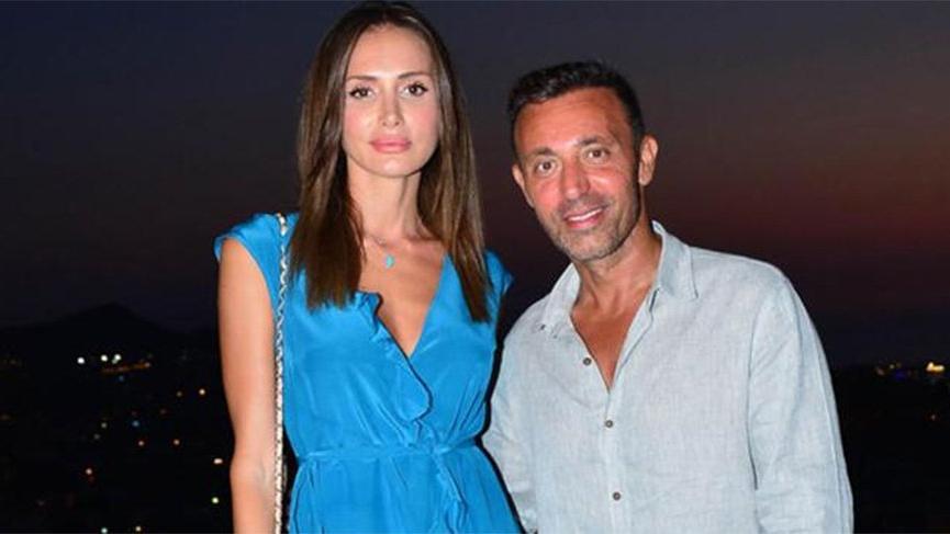 Emina Jahovic ile Mustafa Sandal bir arada