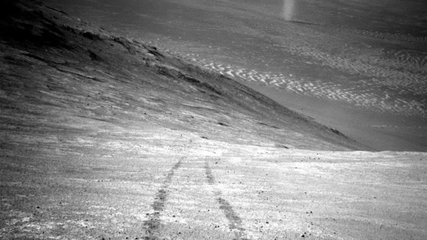 Tüm denemeler sonuçsuz kaldı… NASA bu fotoğrafla veda etti