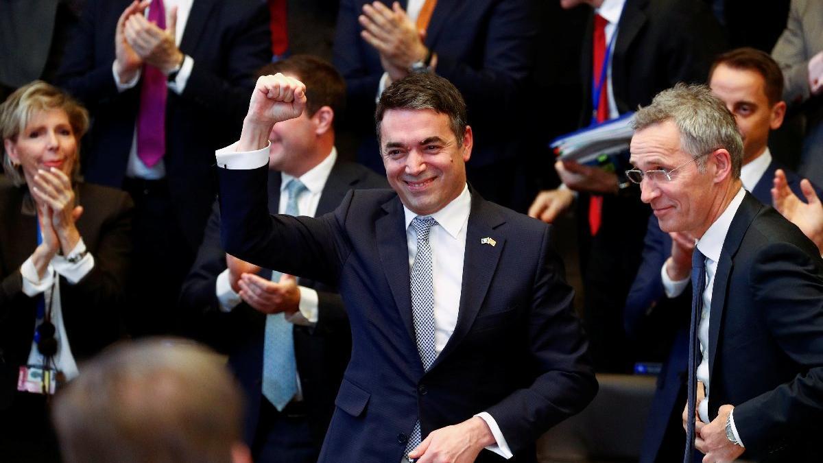 Makedonya NATO'nun 30'uncu ülkesi oluyor