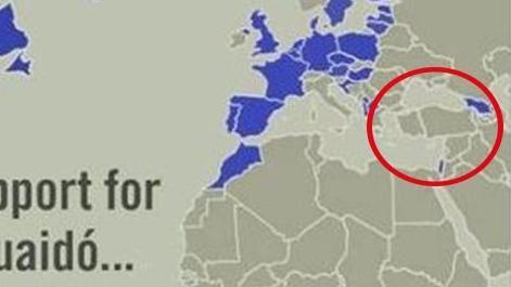 ABD'li bakandan skandal Türkiye paylaşımı!