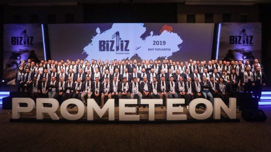 Prometeon Türkiye 2019 yılına hızlı başladı!