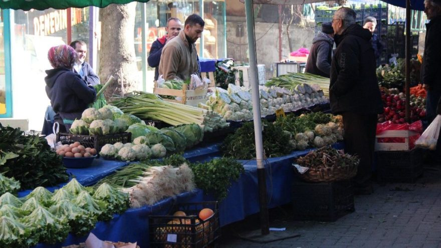Sebze fiyatları normale dönüyor iddiası