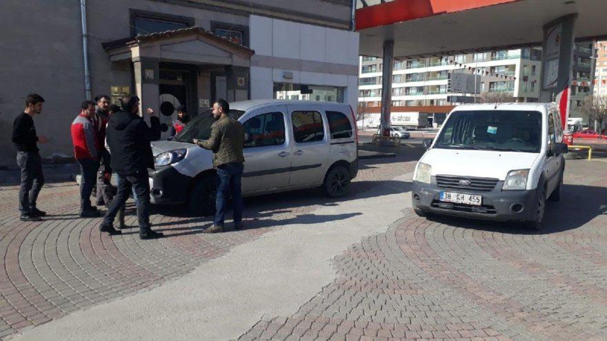 Kayseri'de iş adamı uğradığı silahlı saldırı sonucu öldü