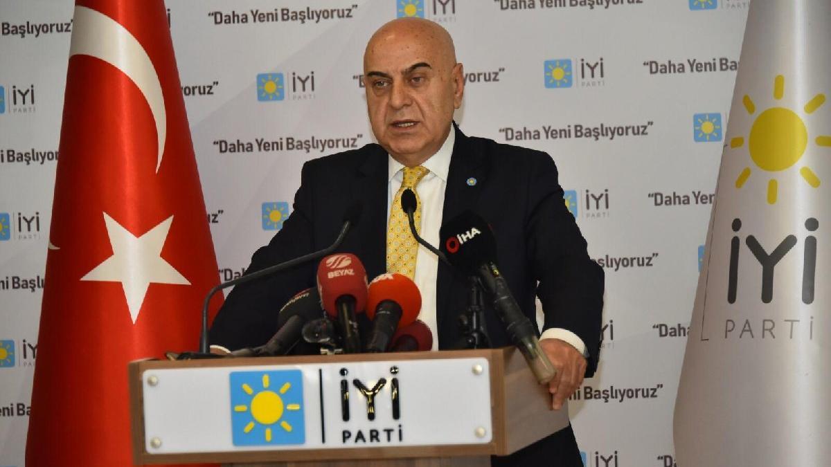 İYİ Partili Paçacı: Kocamaz'ı Mersin'e hizmetten kimse alıkoyamayacak