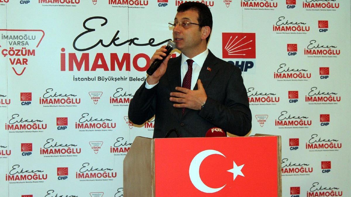 İmamoğlu: 'İstanbul'u hasta ettiler İstanbul hasta'