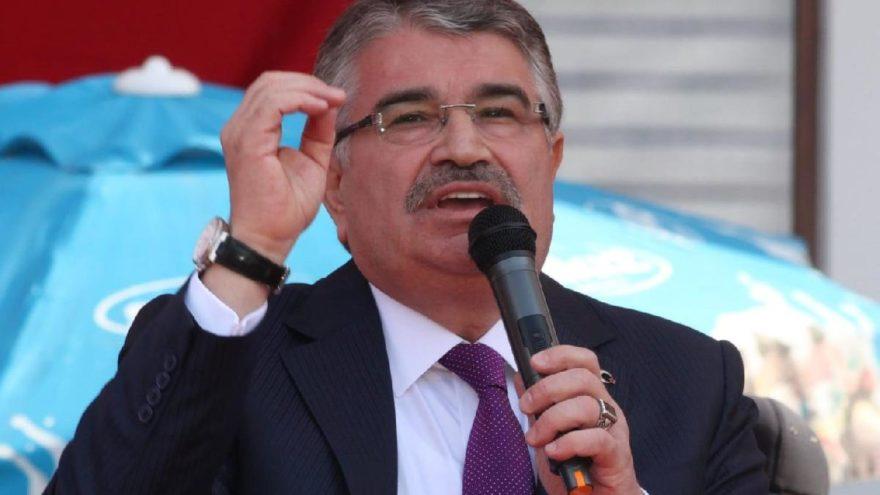 İYİ Parti'nin Ordu adayı İdris Naim Şahin