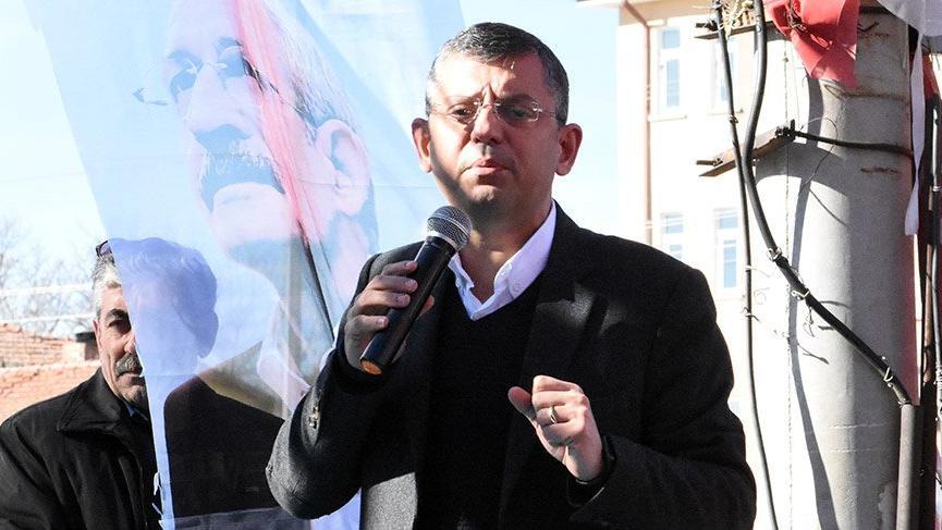 CHP'li Özel: En çok göç veren ilçeleri AK Parti yönetiyor