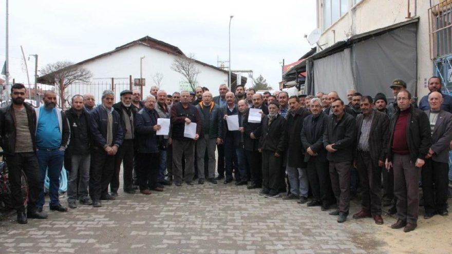 Çakırözer: Eskişehir'de bin 500 çiftçiye 3.5 milyon lira ceza