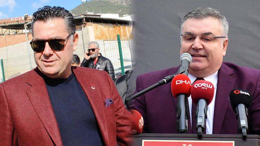 Son dakika... CHP'den Kocadon ve Kesimoğlu istifa etti!
